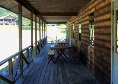 Admin Porch